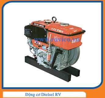 Động Cơ Dielsel D12