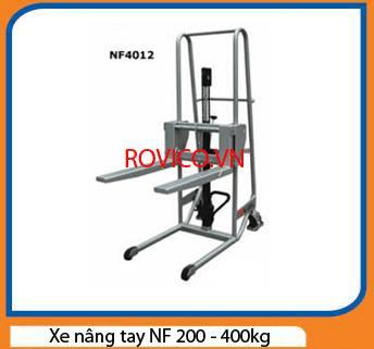 Xe Nâng Tay NF 200 - 400kg