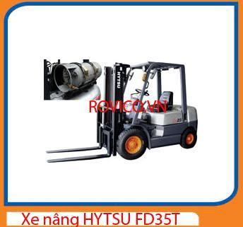 Xe Nâng HYTSU FD35T (3,5 tấn)